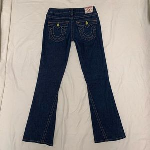 Joey Bootcut Jeans with Stretch by True Religion!